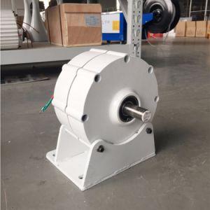 600W 48V de Permanente Lage Torsie van de Generator van de Magneet en Lage AC van de Fase van T/min 3 Alternator