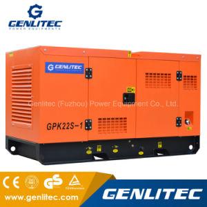 15kVA de draagbare Diesel Generator van de Macht met Originele Kubota D1703