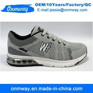 Moda Hombre Zapatillas de Deporte volando tejer zapatillas