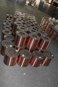 Collegare di alluminio placcato di rame smaltato 10%-20% di ECCA