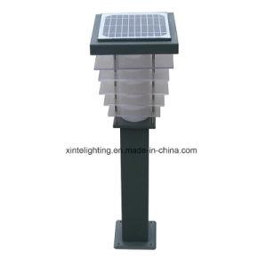 高い明るさLED Xt3210Lの屋外の太陽動力を与えられた芝生ライト