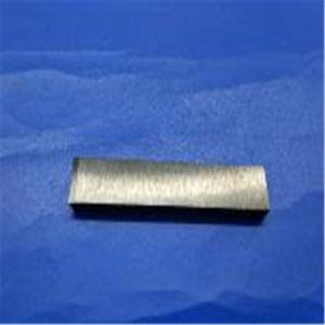 Personalizzare la piastrina di ceramica stampata marchio del blocchetto dell'allumina Al203 del refrattario 99%
