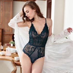 Fleur de voir à travers la lingerie sexy nuisette pour Hot Lady embellir la stature