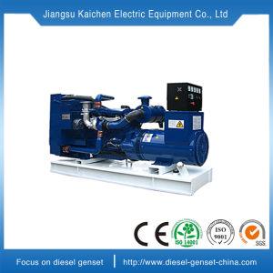 Diesel die van het Type van aanhangwagen Generator door Motor wordt aangedreven