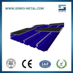 Тин крыши солнечные фотоэлектрические системы