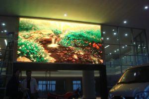 高品質のフルカラーのビデオ壁屋内大きい広告P3 LED表示