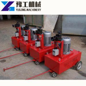 Сила предварительного напряжения масляный насос с электроприводом высокого давления натяжения для домкрата