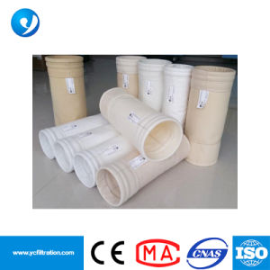 Filtro de polvo de tejido tejido de fieltro o la bolsa de tela del filtro de polvo en el mercado de Filipinas