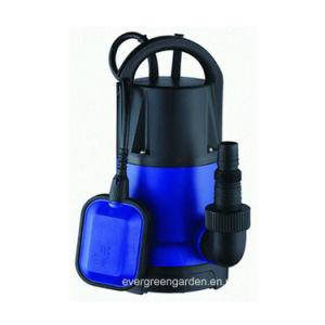 Corpo de plástico da bomba eléctrica de água submersível