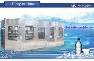 2018 Bom Preço a linha de máquinas de enchimento de água