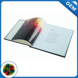 Top Ten Alimentação Empresa colorida de alta qualidade de impressão de livro de capa dura