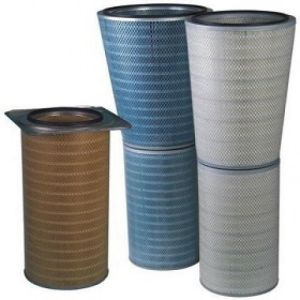 Donaldson, membrana de PTFE el aire de HEPA filtro de cartucho