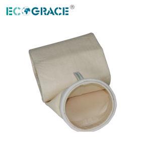 Colector de Polvo industriales material filtrante Nomex fieltro con aguja