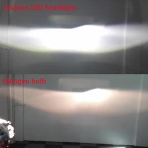 自動車前部ヘッドランプのための球根3年の保証Hb3 9005 LEDのヘッドライトキット60W Canbusの
