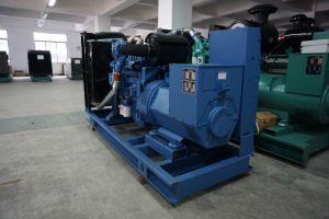 50kw à 4 cylindres à l'aide de groupe électrogène diesel 4135Shangchai Sdec D-1 à Stamford alternateur