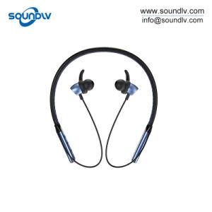 Resistente al agua para Cuello Deportes auriculares inalámbricos auriculares estéreo Bluetooth Auricular móvil