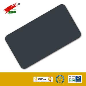 スムーズな光沢のある無煙炭の花こう岩灰色カラーRal7016粉のコーティング