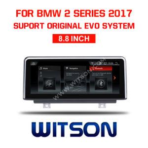 BMW Witson 8.8  Большой экран Car DVD для BMW 2 серии (2017-) Оригинальный Evo системы