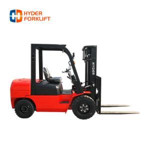 Circuit hydraulique de transmission automatique de haute qualité 3 tonne chariot élévateur à fourche avec de faibles prix Diesel