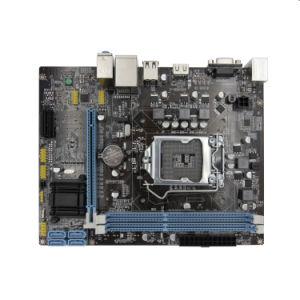 Melhor qualidade de trabalho profissional Itx Motherboard LGA 1155 MEMÓRIA DDR3 H61