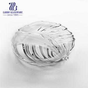 Haut de la plaque de verre blanc pour le dessert (GB XQ1691-4)