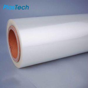 Plain/calor/sellable/Blanco/Pearlized Mate BOPP film para embalaje flexible