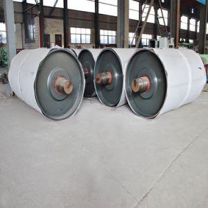 Electric tambour pour convoyeur à courroie