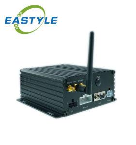 Canal 4/Canal 8 1080P/720p DVR móveis do veículo/Carro/Mdvr DVR para ônibus/camião/carro com GPS/3G/4G/WiFi/Sensor G/RJ45/IPC opcional
