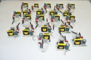 E27/E40 aluminium CMS haute puissance Ampoule de LED avec TUV Ce/RoHS 20W/30W/40W/50W/60W /80W/100W Ampoule LED lampe de plafond