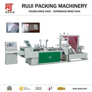 Rfqz PE BOPP estanqueidade lateral do saco plástico fazendo a máquina