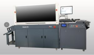 Spot 3D Digital automático máquina de recubrimiento UV Vkd370