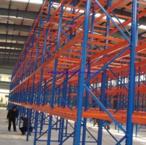 Heavy Duty Paletización almacenamiento ajustable para nave industrial