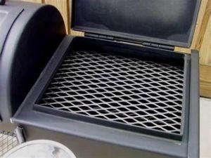 Q235B ampliou a malha de metal em metal escovado