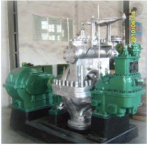 China maakte tot 750kw-1500kw de Enige Turbine van de Stoom van de Tegendruk van de Laag