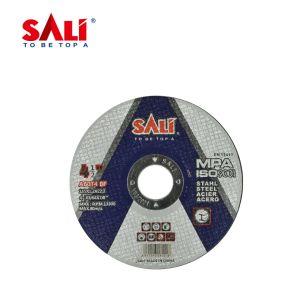 10 años de experiencia en la fabricación de acero tipo disco abrasivo Disco de corte