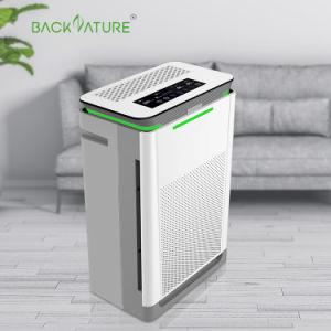 El conducto más barato Portable Tuya y de desinfección de LED ultravioleta luz ultravioleta HEPA purificador de aire para la habitación con humidificador y control de WiFi