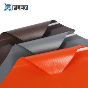 Оптовые продавцы Китай погрузчик покрытия ткани ПВХ водонепроницаемым брезентом