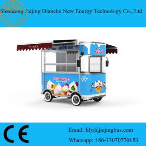 De mini Hete Verkoop van de Vrachtwagen van het Snelle Voedsel van de Uitgave Mobiele met Ce