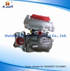 日産Yd25ddti Yd25 Gt2056V Yd22/Zd30/Td27/Td42/Qd32/Fe6のための自動車部品のターボチャージャー