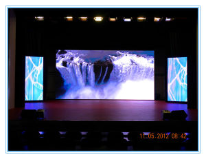 Small-Spacing Indoor P2 HD Stade Location Vivid-Picture affichage LED