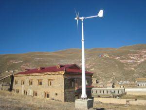 Anti-Fatigue Tail Vane Yawing 2kw Small Wind Generator