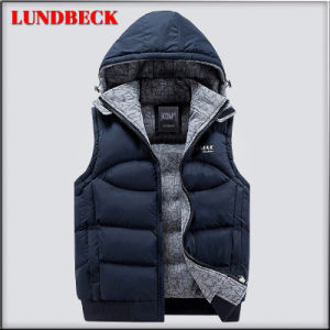 Rivestimento della maglia degli uomini semplici per la tuta sportiva di inverno