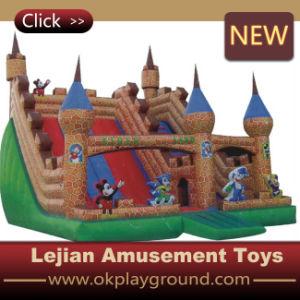 Pays des merveilles pour les enfants incroyable design avec ce jouet gonflable