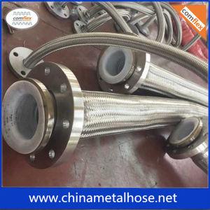 Tubo flessibile Braided del metallo flessibile del Teflon