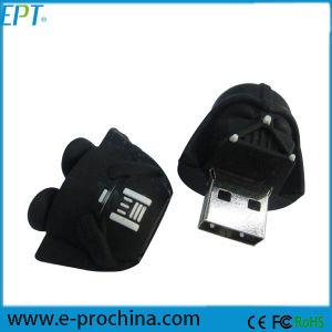 La figura de dibujos animados de memoria de forma Ninja Drive USB Flash Drive (POR EJ082)