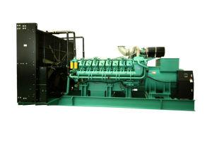 Googol Potência Motor 2MW Grupo Gerador Diesel