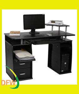 Muebles de oficina modernos escritorio de madera de la for Muebles de oficina modernos precios