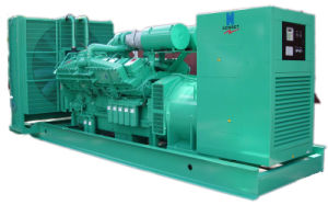 3000KVA Cummins alto voltaje generador diesel 6.3KV, 10.5KV, 11kv