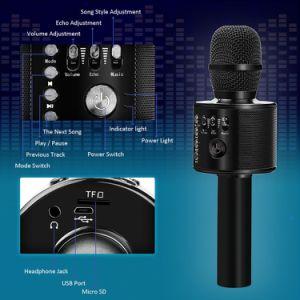 Мини-ручной микрофон машины для детей дома караоке и Группа