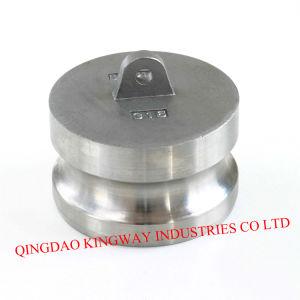 Accoppiamenti rapidi dell'acciaio inossidabile di tipo DP